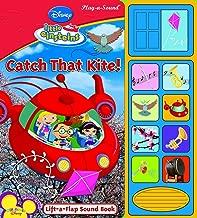Catch That Kite!: Lift-A-Flap Sound Book (Disney's Little Einsteins (Publications International)) by Publications International (Editor) (1-Dec-2009) Board book