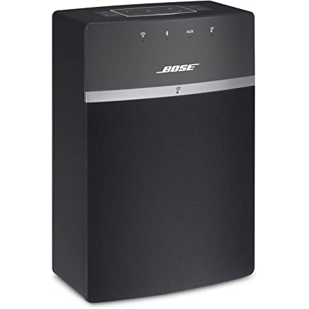 BOSE SoundTouch 10 Wireless Speaker, Compatible with Alexa (Renewed)