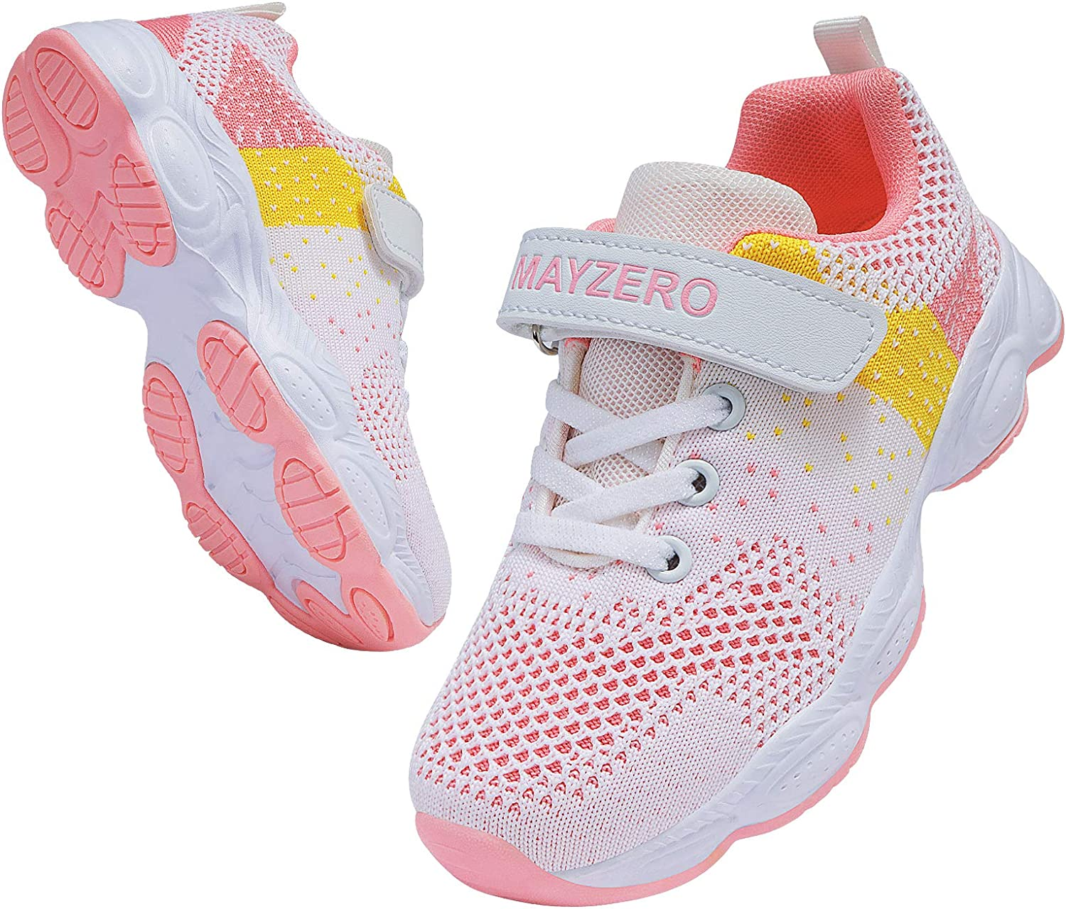Lingmu Girl's Boys Fashionable Running Breathable Non- Free shipping on posting reviews Kid Shoes price