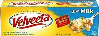 Velveeta Made with 2% Milk Cheese, 32 oz Box (Pack of 3)