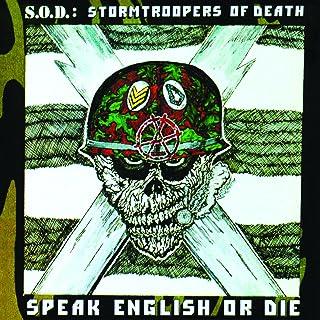 SPEAK ENGLISH OR DIE (30TH ANNIVERSARY EDITION) (IMPORT)