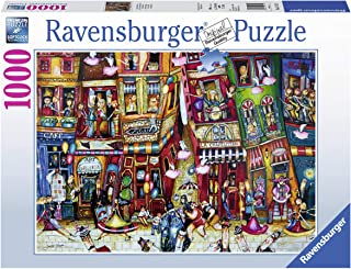 Ravensburger When Pigs Fly 15275 1000 Piece Puzzle for Adults, Every Piece is Unique, Softclick Technology Means Pieces Fit Together Perfectly