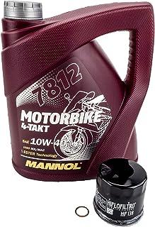 Olie + oliefilterset geschikt voor Suzuki M800 Intruder WVB4 / 09 2009-