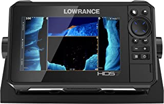 HDS-12 Live - 12-inch Fish Finder Active Imaging 3 in 1 Transducer Active Imaging Sonar, FishReveal Fish Targeting Smartphone Integration. Preloaded C-MAP US Enhanced Mapping. …