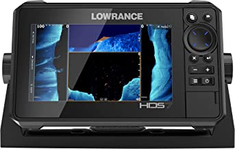 $1149 » HDS-7 LIVE - 7-inch Fish Finder with Active Imaging 3 In 1 Transducer with FishReveal Fish Targeting and Smartphone integr...