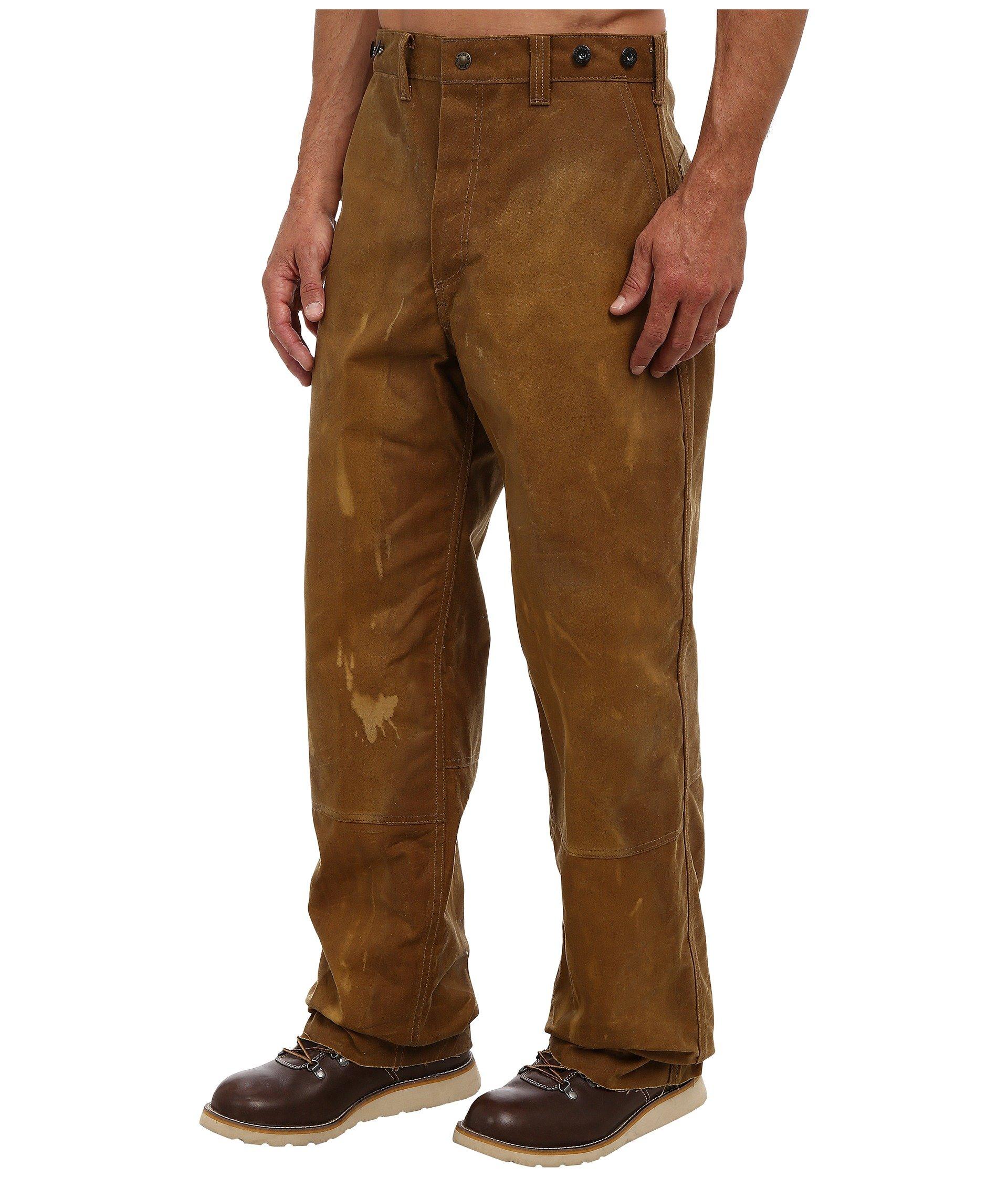 Filson Oil Finish Single Tin Pant - Zappos.com Free ... |Filson Tin Pant Oil Finish