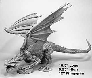 Reaper Miniatures 77542 Marthrangul Dragon, Bones Miniature