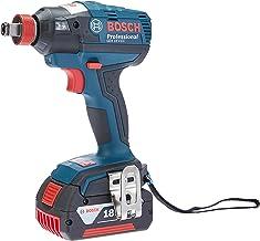 Bosch 06019B91E0-000, Chave de Impacto a Bateria de 18V, Azul