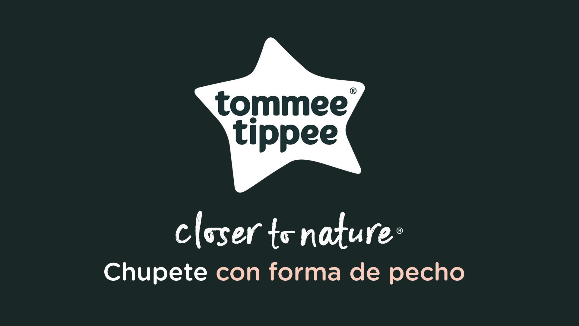 Tommee Tippee - Chupete con forma de pecho: Amazon.es: Bebé