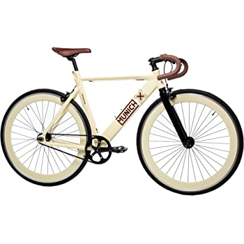 Moma Bikes Bicicleta Fixie Urbana, Fixie MUNICH CASUAL, Full Alu (Varias Tallas): Amazon.es: Hogar