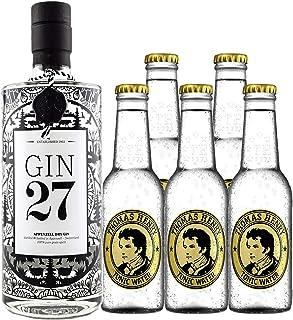 GIN 27 & Thomas Henry Tonic Set