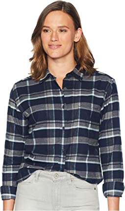 Urban Navy Multi Tartan Plaid