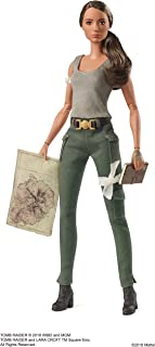 lara croft tomb raider doll