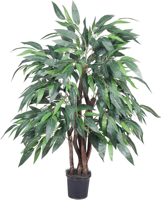 Vickerman 返品不可 Everyday 4' Artificial Mango Extra Blac Bush Full A In 公式