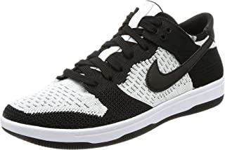 Men's Dunk Flyknit Ankle-High Basketball Shoe