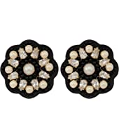 Kate Spade New York - Desert Garden Button Studs Earrings