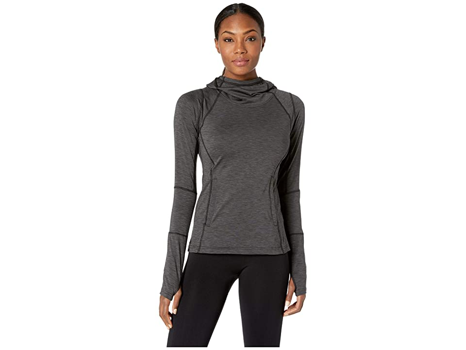 Obermeyer Catalina Fleece Hoodie (Black) Women