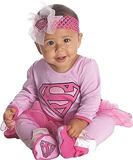 Supergirl Onesie Baby Costume