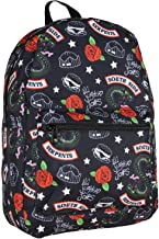 Riverdale Southside Serpents Jughead Jones Allover Print Laptop Backpack School Bag