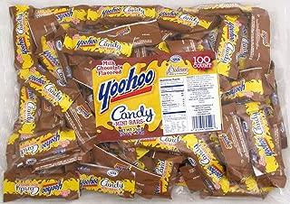 Yoo-hoo Chocolate Mini Candy Bars, 52 Oz
