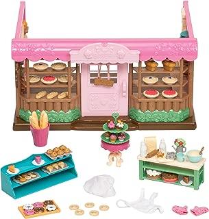 Li'l Woodzeez Tickle-Your-Taste-Buds Bakery Playset