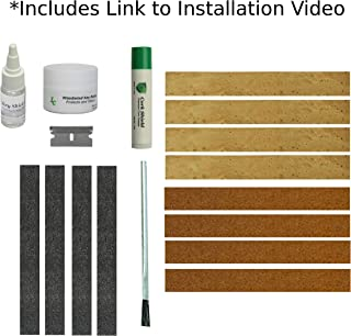Clarinet Joint Cork Kit, Complete, All Natural Cork! (Adhesive not included due to shipping regulations)