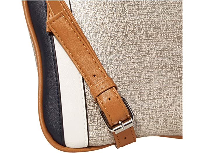 Nautica Side Swiped North/south Crossbody - Brand Bags