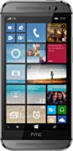 HTC One M8 for Windows, Gunmetal Grey 32GB (AT&T)