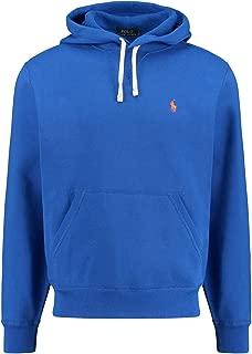 Blu Camicia uomo Superdry Sudore Camicia Pullover con cappuccio Raglan del negozio