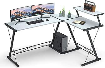 Best home office white corner desk Reviews