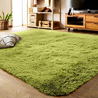 Best modern green rug Reviews