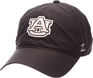 NCAA Auburn Tigers Adult Men's Darklite Performance Hat, Adjustable Size, Black