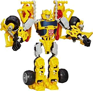 Transformers Construct-Bots Triple Changers Bumblebee Buildable Action Figure