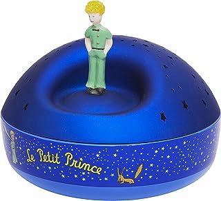 トラセリア【星の王子さま オルゴール】スターライト オルゴール スタープロジェクター (ライトブルー) オルゴール 出産祝い 誕生日 プレゼント おしゃれ 音楽 かわいい