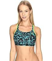 Speedo - Print Aqua Elite Swim Top