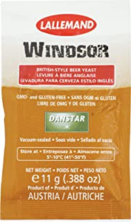 Lallemand Dry Yeast - Windsor Ale (11 g) (Pack of 50)