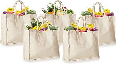 Market Bag Beach Bag Washable Grocery Bag Reversible Shopping Bag Reusable Shopping Bag Cloth Shopping Bag Cotton Shopping Bag Tote