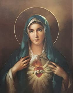 Immaculate Heart of Mary Poster, 13