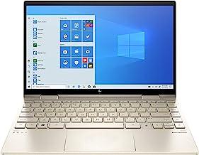 "2020 HP Envy x360 2-in-1 13.3"" FHD IPS Touchscreen Laptop Intel Evo Platform 11th Gen Core i7-1165G7 8GB Memory 512GB SSD ..."