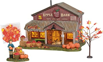 Department 56 Snow Village Halloween Apple Barn