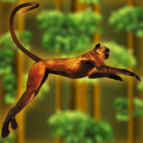 Affen, Schimpansen und Affen Banane Quest Spaß im Wald - Gratis-Edition