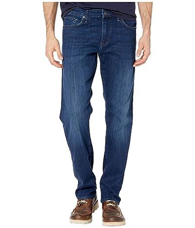 Mavi Jeans Zach Mid-Rise Straight in Dark Blue Supermove (Dark Blue Supermove) Men
