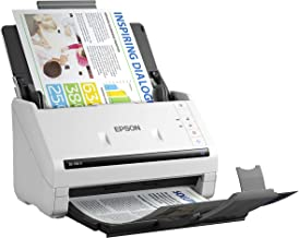 $379 » Epson DS-530 II Color Duplex Document Scanner for PC and Mac with Sheet-fed, Auto Document Feeder (ADF) (Renewed)