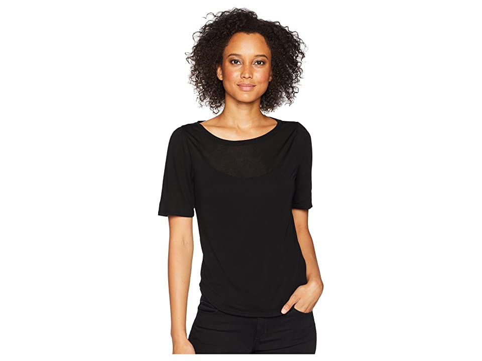 Three Dots Tencel-White Sold Out (Black) Women