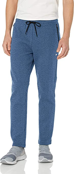 Amazon Essentials Men's Tech Fleece Open Bottom Active Pant