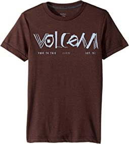 Volcom Kids - Mixed Short Sleeve Tee (Big Kids)