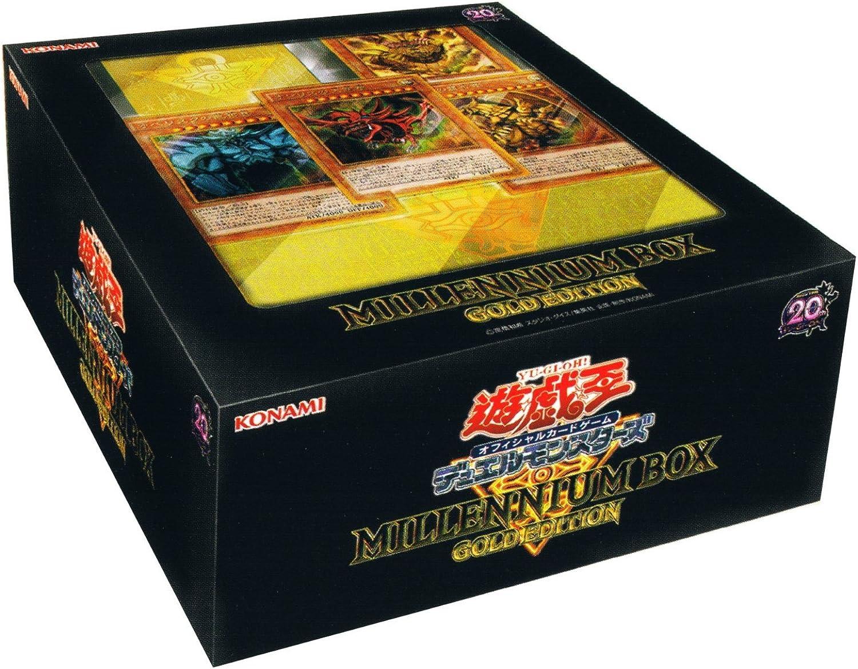 Yu-Gi-Oh OCG Duel Monsters MILLENNIUM BOX Gold EDITION