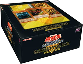 Konami Yu-Gi-Oh! OCG Duel Monsters Millennium Box Gold Edition