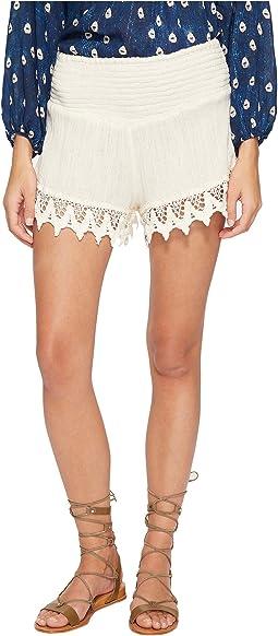 Simone Tap Shorts