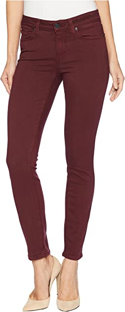 Verdugo Ankle Jeans in Vintage Dark Currant